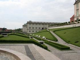 Ogrody Zamkowe w Warszawie