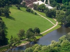 Park im. Jana Kasprowicza w Szczecinie
