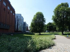 Park Jana Henryka Dąbrowskiego w Poznaniu