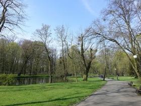 Park Sołacki w Poznaniu