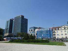 Skwer Sprawiedliwych Wśród Narodów Świata w Poznaniu