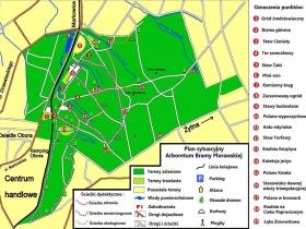 Plan Arboretum