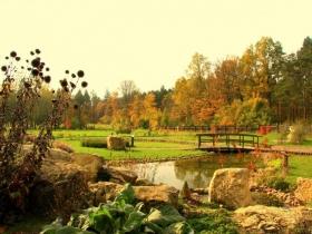 Arboretum w Marculach