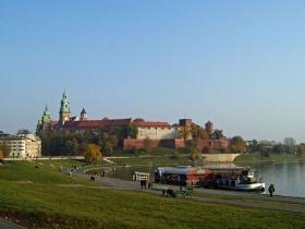 Bulwary Wiślane w Krakowie