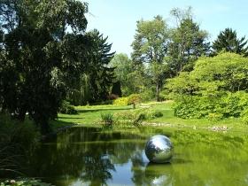 Dworek i park w Żelazowej Woli