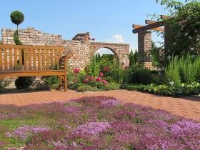 Ogród Angielski - wiosna