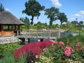 Kapias - Ogrody do zwiedzania