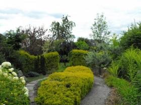 Milczyński – ogrody do zwiedzania