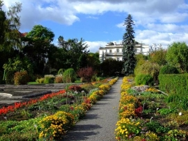 Ogród botaniczny w Krakowie