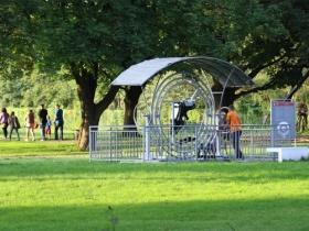 Ogród doświadczeń w Krakowie