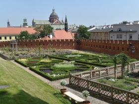 Ogrody Królewskie na Wawelu