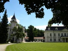 Pałac i Park w Radziejowicach