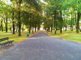 Park im. Gustawa Manitiusa w Poznaniu