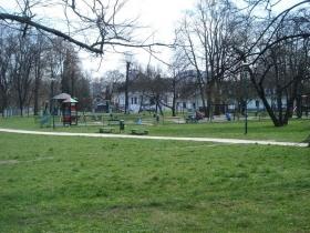 Park im. Tadeusza Kościuszki w Krakowie