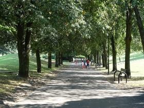 Park Jurija Gagarina w Poznaniu