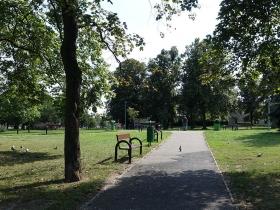 Park Kosynierów w Poznaniu