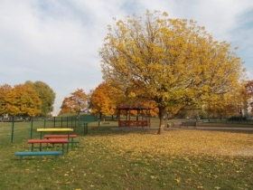 Park Krowoderski w Krakowie