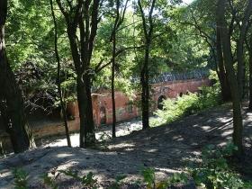 Park między Osiedlem Czecha – Osiedlem Rusa w Poznaniu