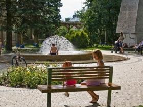 Park Miejski im. Marszałka Józefa Piłsudskiego w Ostrowcu Świętokrzyskim