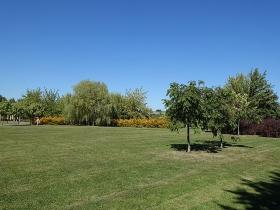 Park na osiedlu Oświecenia w Poznaniu