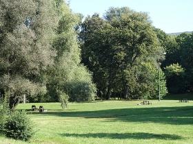 Park nad Wartą przy os. Piastowskim w Poznaniu