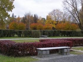Park Pole Mokotowskie im. Józefa Piłsudskiego w Warszawie