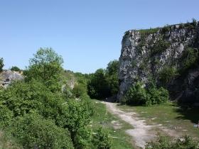 Park Skały Twardowskiego i Zakrzówek