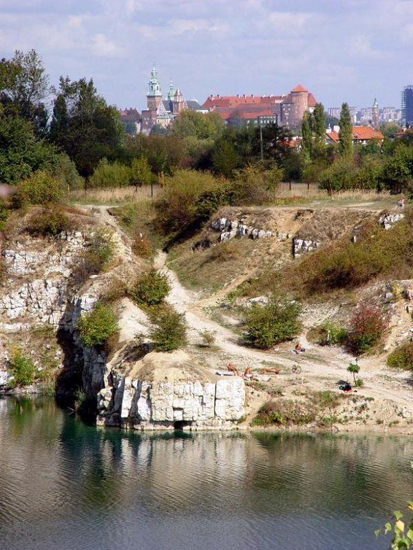 Ogrodowa Mapa Polski Park Skaly Twardowskiego I Zakrzowek