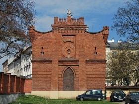 Park Strzelecki w Krakowie