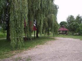 """""""Stary"""" park w Zatorze"""